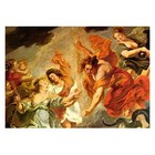 Peter Paul Rubens - Versöhnung von Ludwig und Maria