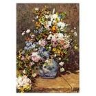 Pierre August Renoir - Stilleben mit grosser Blumenvase