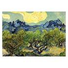 Vincent van Gogh - Landschaft mit Olivenbäumen