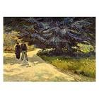Vincent van Gogh - Park von Arles