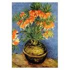 Vincent van Gogh - Stilleben mit Kaiserkronen in einer Bronzevase