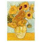 Vincent van Gogh - Stilleben mit Sonnenblumen