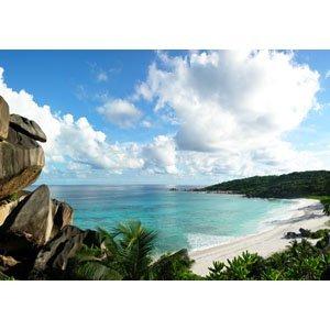 Grand Anse-La Digue-Seychellen