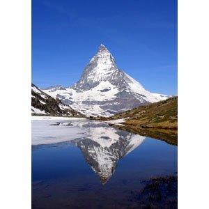 Matterhorn am Riffelsee