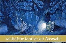 Motivpuzzle - Landschaftsmotiv, Architektur Puzzle