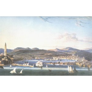 Genova-1810ca-acquatinta-Garneray