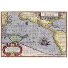 Ortelius Maris Pacifici 1589