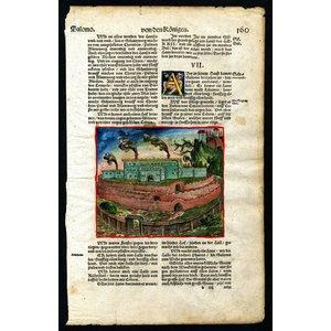 Das Buch von den Königen; Salomo