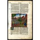 Biblische Darstellungen-Lutherbibel circa 16.Jh.