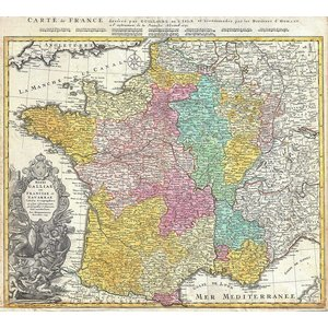 1741_Homann_Heirs_Map_of_France_Geographicus_France_hmhr_1741