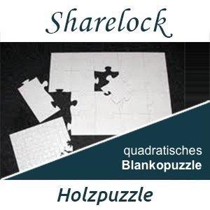 Blankopuzzle quadratisch 60x60cm