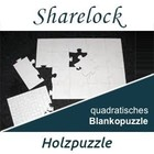 Blankopuzzle quadratisch 80x80cm