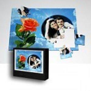 Fotopuzzle mit Rahmen 32x45cm