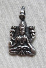 Pendant silver Laxmiji