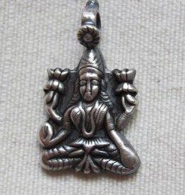 Pendant zilver Laxmiji