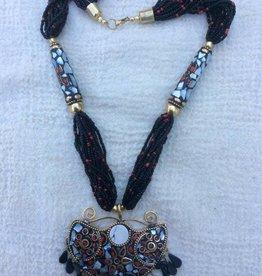Bohemian necklace India