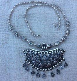 Necklace bohemian Yemen style