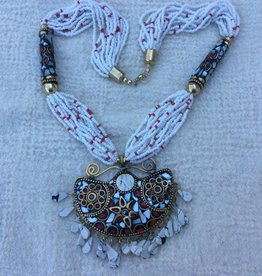 Bohemian necklace India
