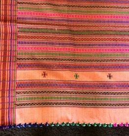 Omslagdoek handgeweven sjaal