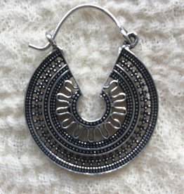Bohemian earrings  gypsy style