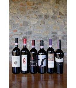 Selezione Sagrantino (6 verschillende flessen)