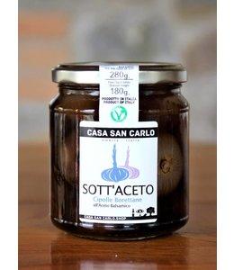 Casa San Carlo Cipolle Borretane all'Aceto Balsamico