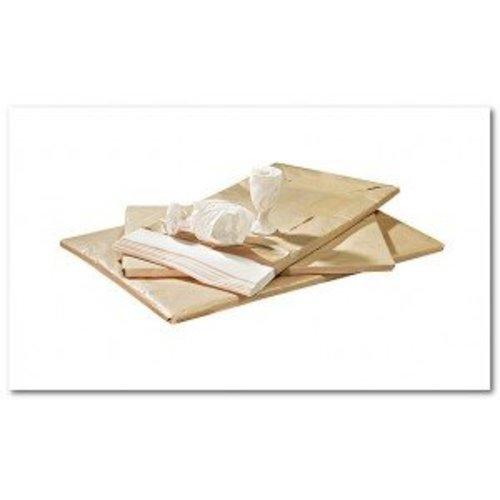 Zijdepapier 40x60cm wit (480 vel)
