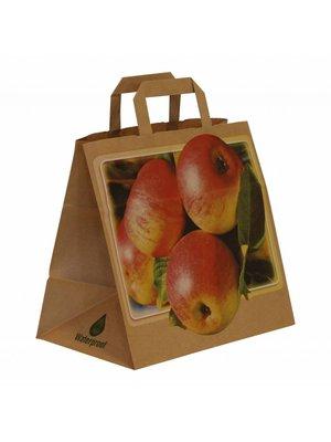 50x papieren tassen type Appel
