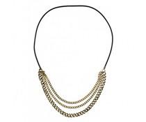 TRIPLE REBEL necklace