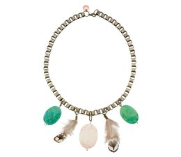 FEATHER LIGHT ketting