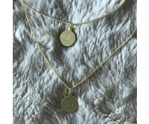 PERSONAL * CHARM necklace gold