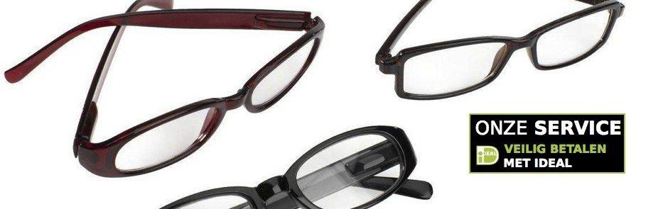 De Leesbrilwinkel - veilig betalen met iDeal