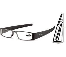 Opvouwbare Leesbril Zwart
