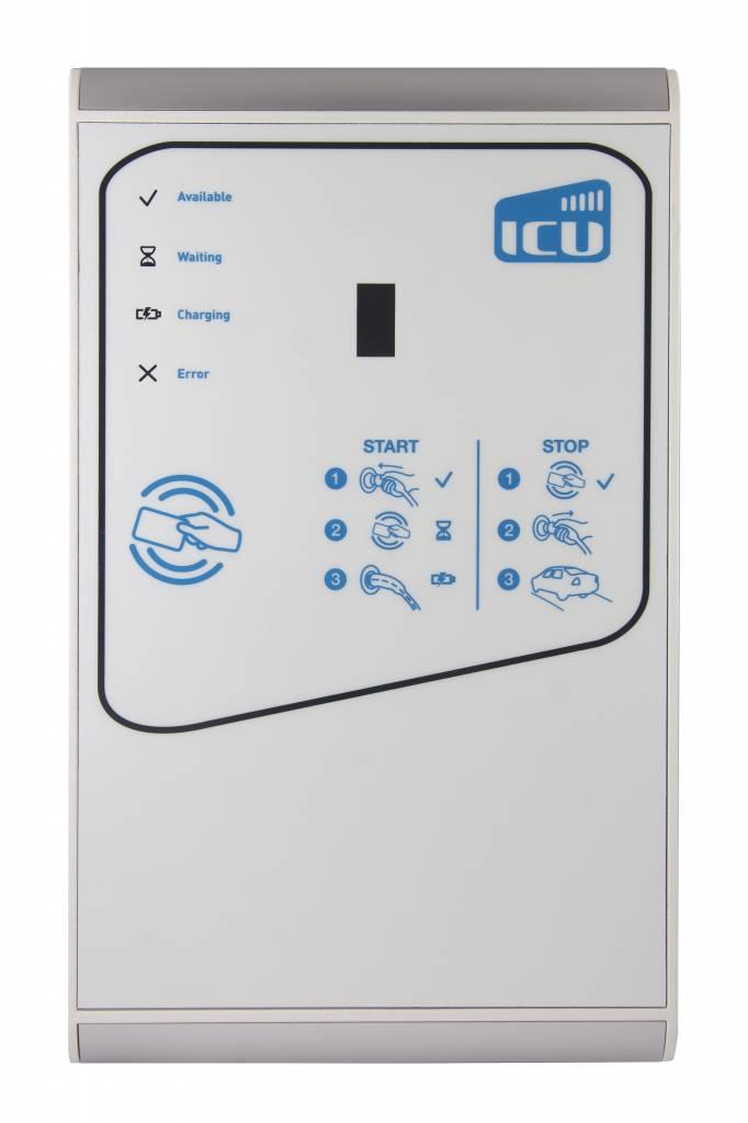 Laadpunt producten met inzicht in gegevens - ICU Compact