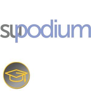 SU Podium 2.5 Studenten-/Docentenlicentie