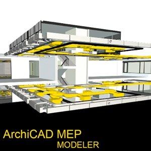 MEP Modeler