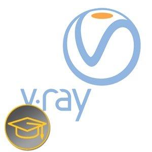 V-Ray studentenversie