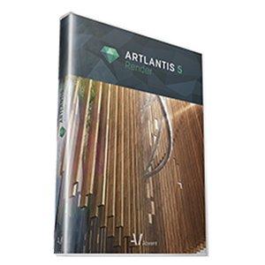 Artlantis Render v6.5 - netwerklicentie