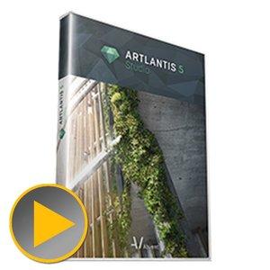 Artlantis Studio upgrade naar netwerklicentie