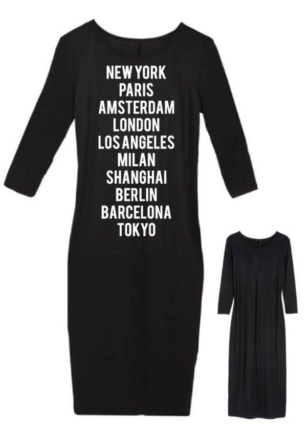 FASHION CITIES DRESS