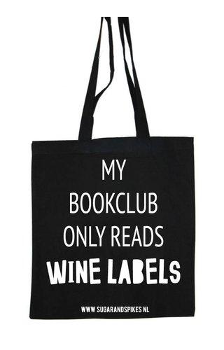 BOOKCLUB COTTON BAG