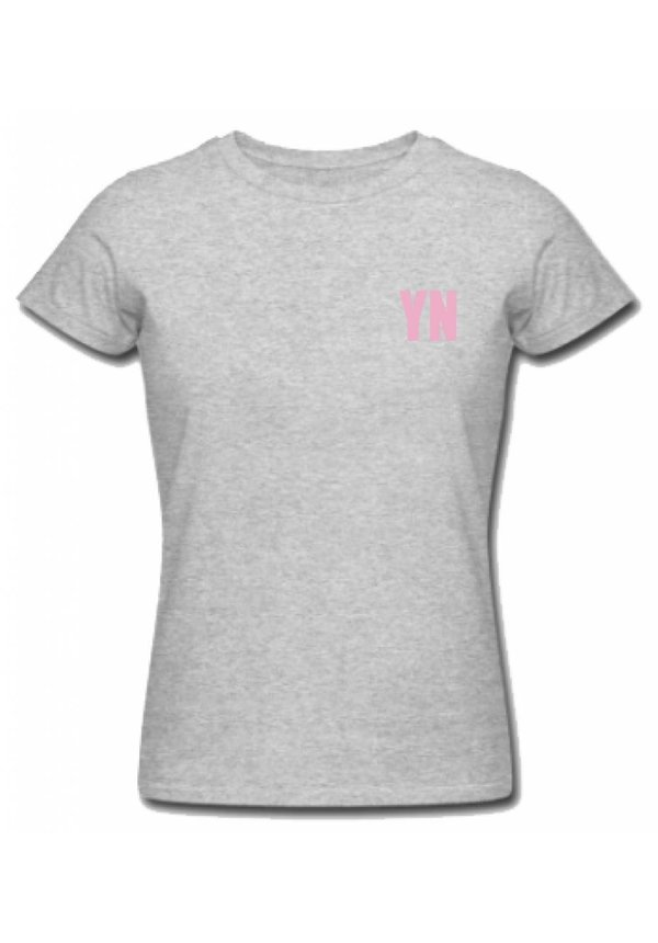 CUSTOM TEAM NUMBER TEE PINK EDITION (WMN)