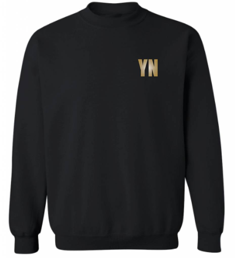 CUSTOM TEAM NUMBER SWEATER GOLD EDITION (MEN)