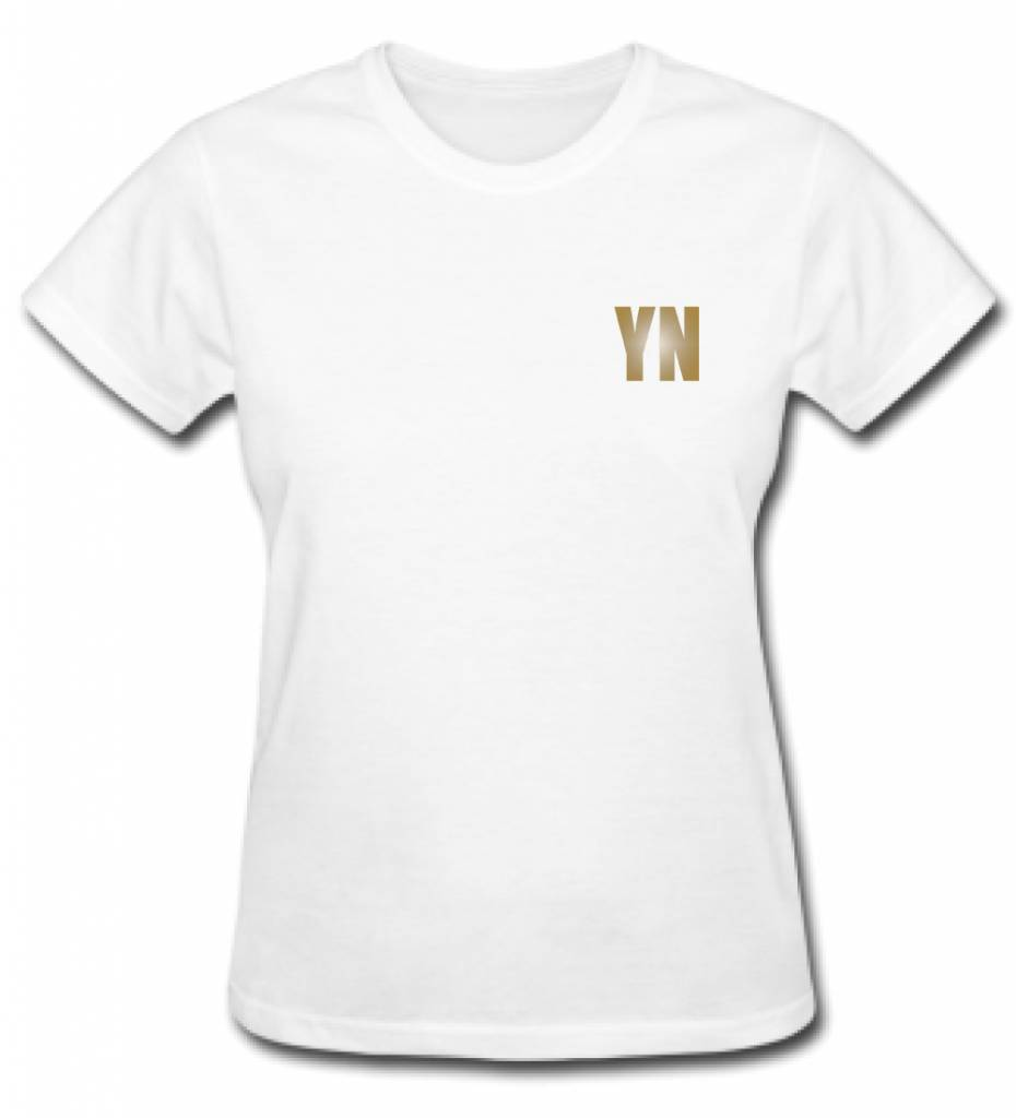 CUSTOM TEAM NUMBER TEE GOLD EDITION (WMN)