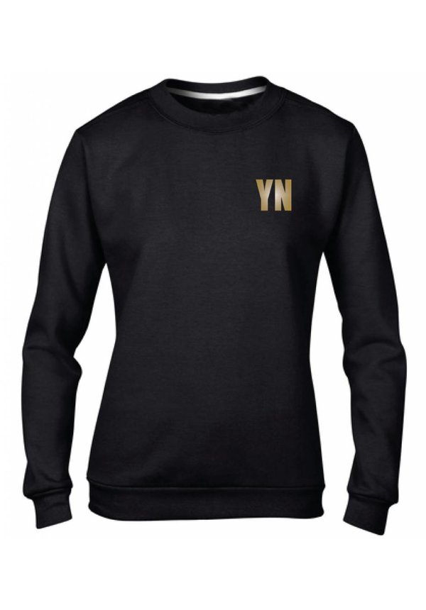 CUSTOM TEAM NUMBER SWEATER GOLD EDITION (WMN)