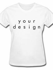DESIGN YOUR OWN TEE (WMN)