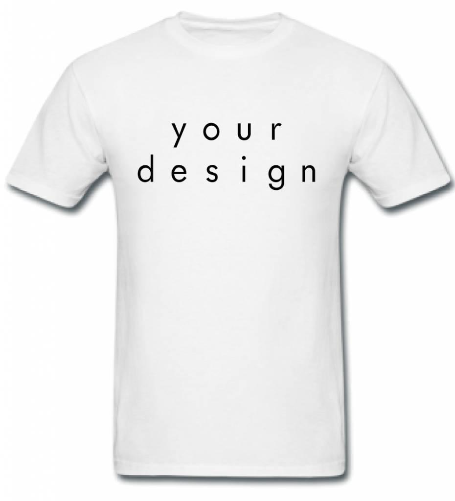 DESIGN YOUR OWN TEE (MEN)