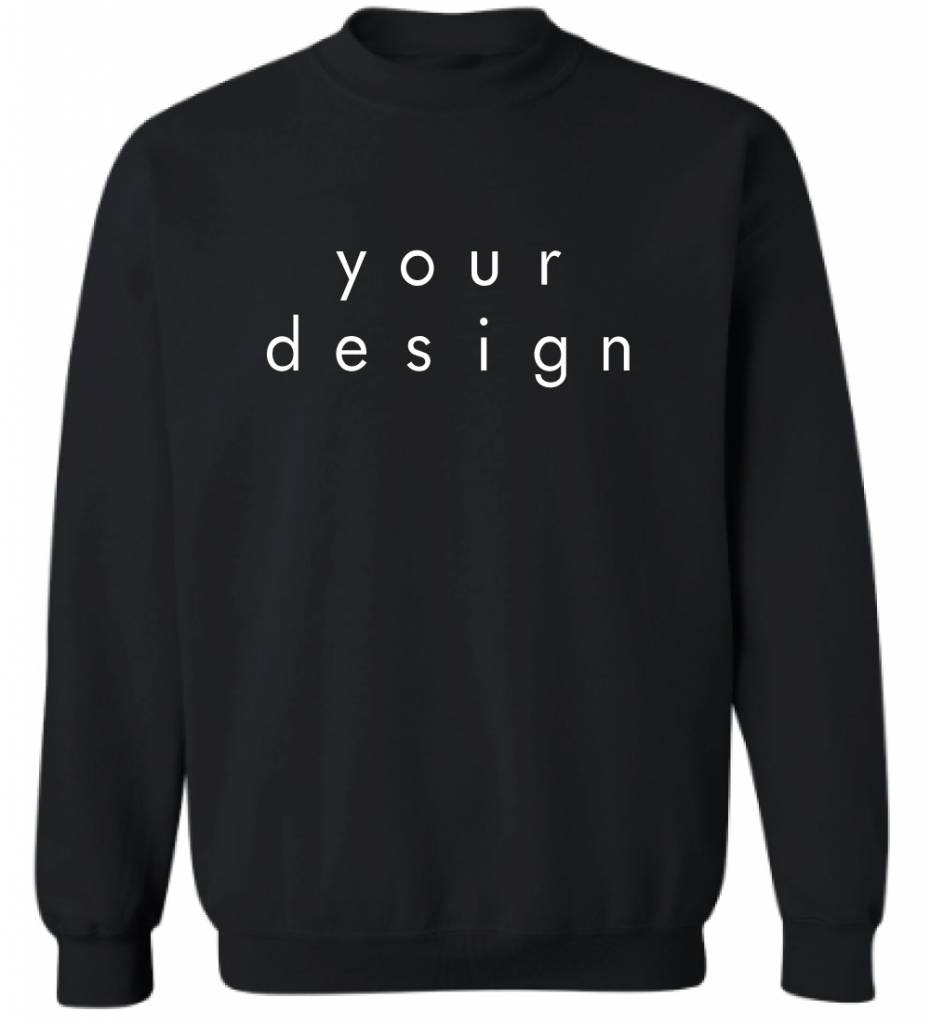 DESIGN YOUR OWN SWEATER (MEN)