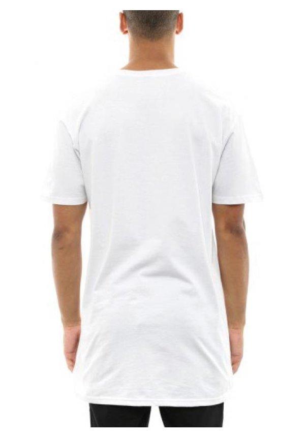 BASIC LONG TEE WHITE (MEN)