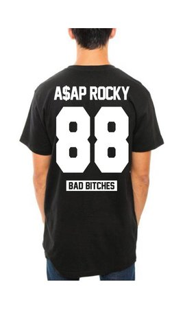 ASAP ROCKY LONG TEE (MEN)